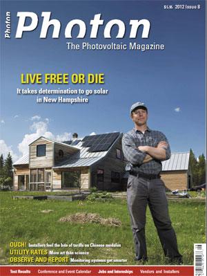 Photon solar magazine