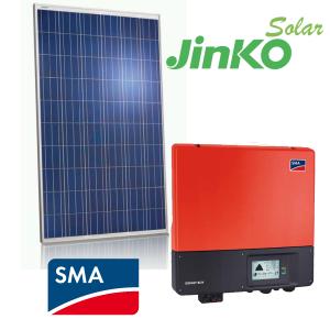 jinko solar panels 6kw brisbane