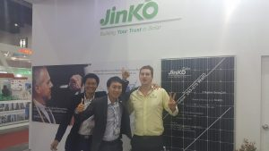 Jinko solar Australia
