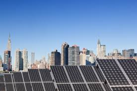 New York solar project
