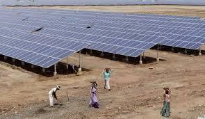 Solar panels :India