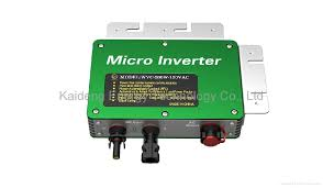 Microinverters