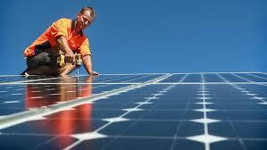 Australia's solar panels