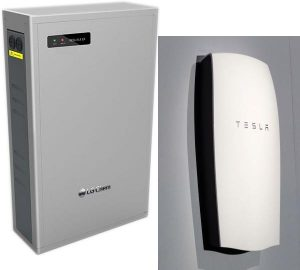 Tesla Powerwall vs LG Chem battery